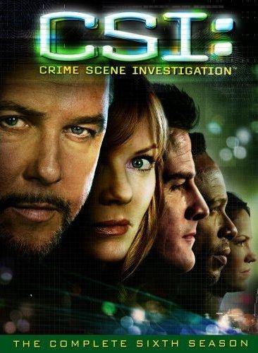 CSI Las Vegas: Season 6 [DVD9] [Latino]