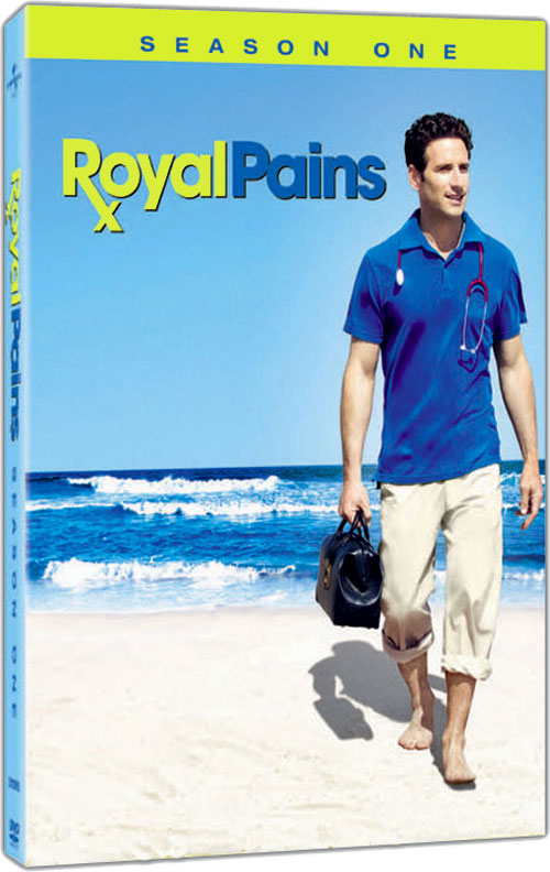 Royal Pains - Saison 1 [Complete]